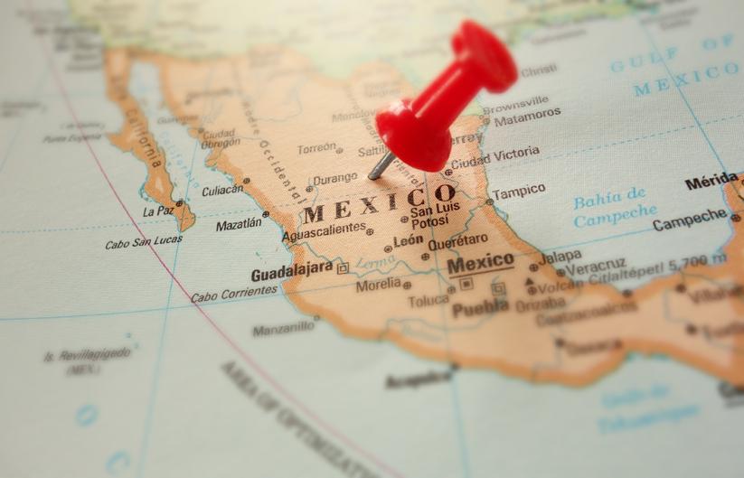 Expedição Mexico 2016