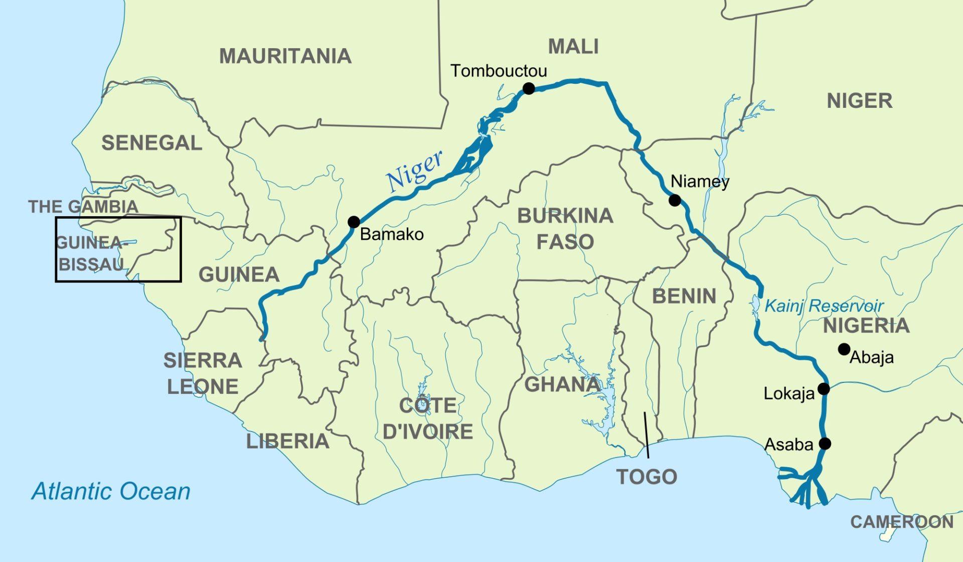 Equipe Treinalíderes Guine Bissau 2017