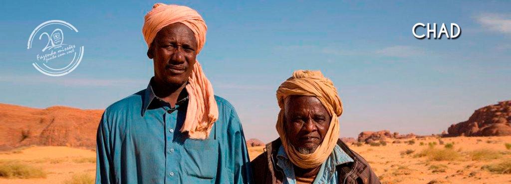 África/Chad – Equipe Treinalíderes 2018